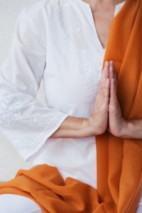 Yogagruß