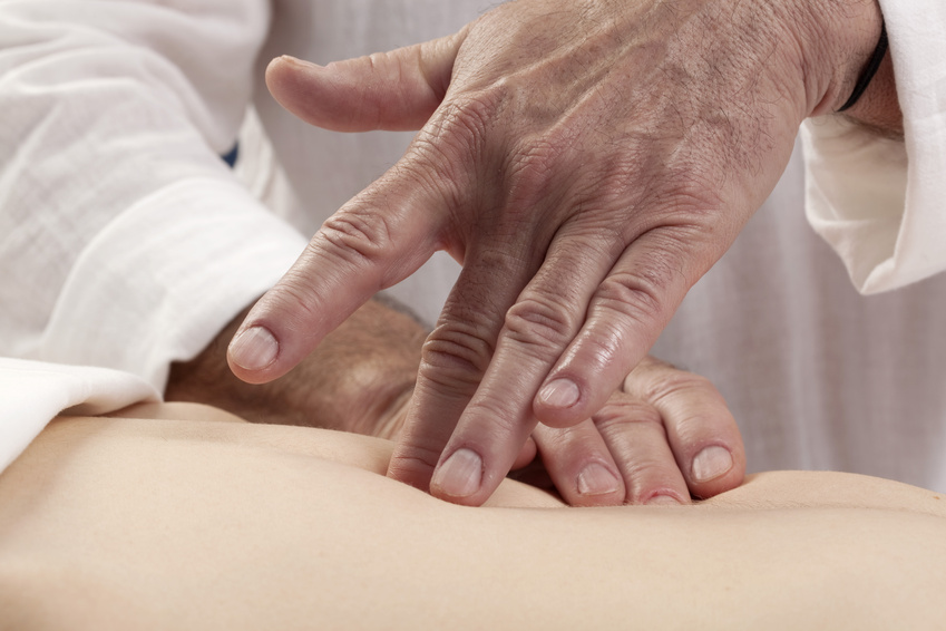 Massage ayurvedique du ventre